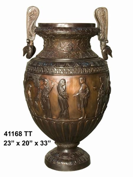 Bronze Urn - AF 41168TT
