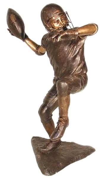 Bronze Football Sculptures   Bronze Football Statues - AF 50115