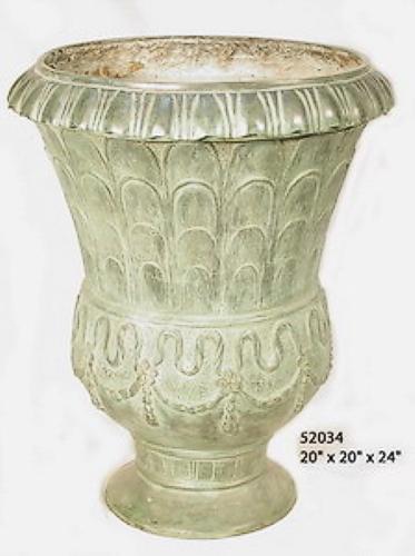 Bronze Urn with Handles - AF 52034