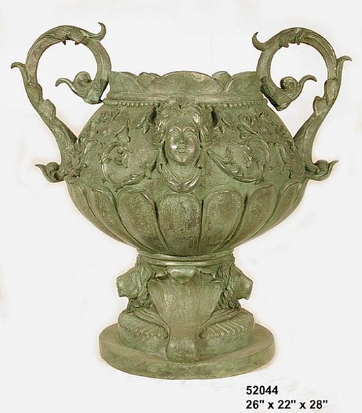 Bronze Urn - AF 52044