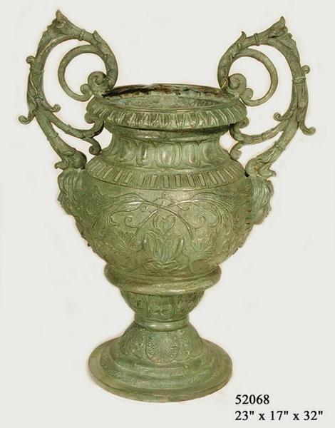 Bronze Urn - AF 52068