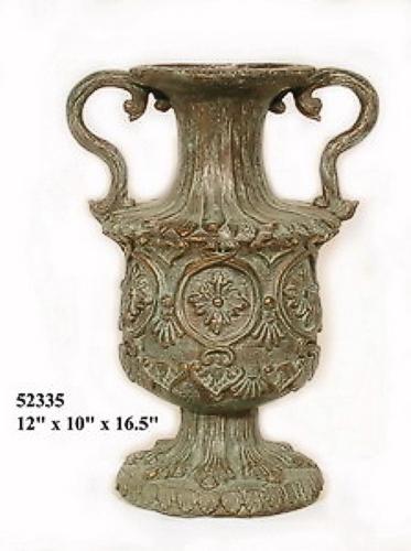Bronze Trophy Urn - AF 52335